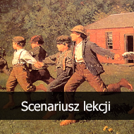 What is art for you? (scenariusz lekcji)